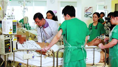 [웰다잉, 삶의 끝을 아름답게 2부 ⑨] 말기 암환자 42% 상황 몰라… 의사 '진실 메신저' 역할 중요 기사의 사진