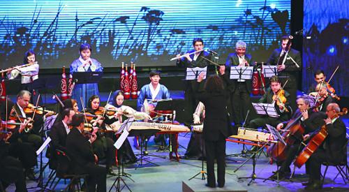 'K컬처' 전시 첫날 3000여명 방문… 테헤란 곳곳 '한국문화주간' 행사 성황 기사의 사진