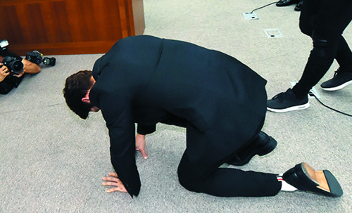 [즐감 스포츠] 박태환을  둘러싼  갑론을박 기사의 사진