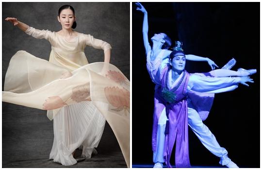 한국 창작춤과 발레로 각각 찾아오는 '심청' 기사의 사진
