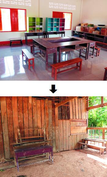 [밀알의 기적 <1>] 번듯한 교실·깨끗한 식수… 오지 아이들 웃음 찾아줬다 기사의 사진