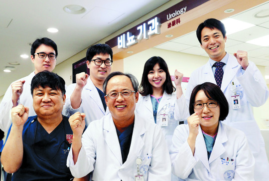 [명의&인의를 찾아서-(68) 고대구로병원 비뇨기과] 비뇨·생식계통 8개 클리닉… 다양한 질환, 맞춤형 진료 기사의 사진