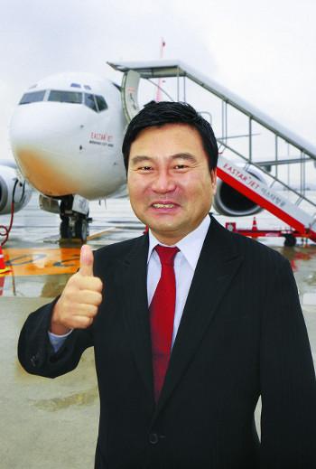 [역경의 열매] 이상직 <9> 금융위기 와중에 저비용 항공사 설립 '역발상' 기사의 사진