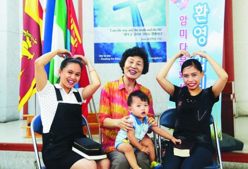 """""""이주민 선교는 하나님이 한국사회에 주신 중요한 사명"""" 기사의 사진"""