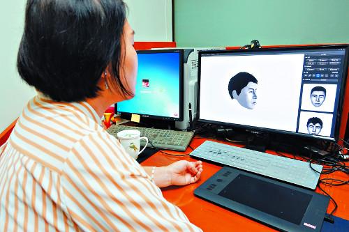 [슬로 뉴스] 그 얼굴… 타임머신 올라탄 몽타주 기사의 사진