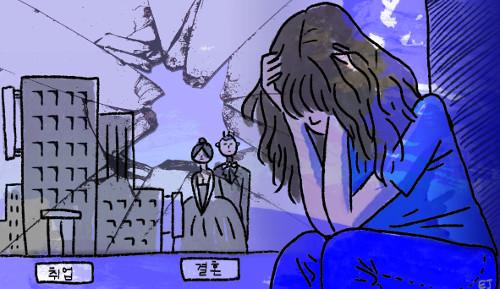 [기획] 미결미취… '고립 청춘' 갈 곳을 잃다