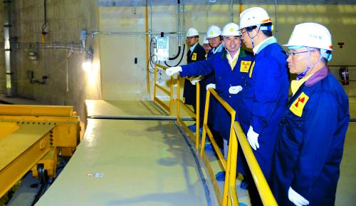 [방폐장 38년 논란 결론내자] 원전 시설, 규모 7.0 지진 견디도록 보강한다 기사의 사진