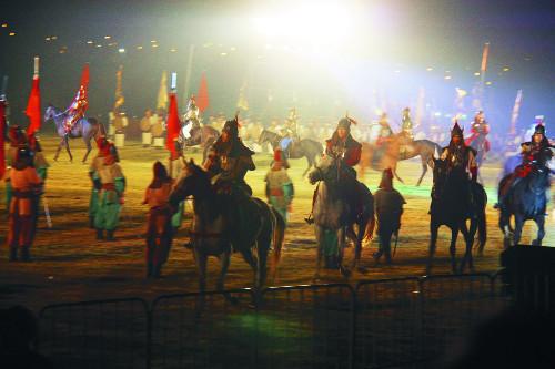 [축제와 축제 사이] <39> 황산벌 전투 기사의 사진