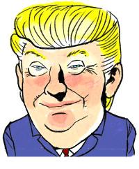 """[2016 미국의 선택] """"트럼프, 18년간 연방소득세 한푼도 안냈다"""" 기사의 사진"""