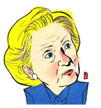 [2016 미국의 선택]  위키리크스는 힐러리 행적 폭로 기사의 사진