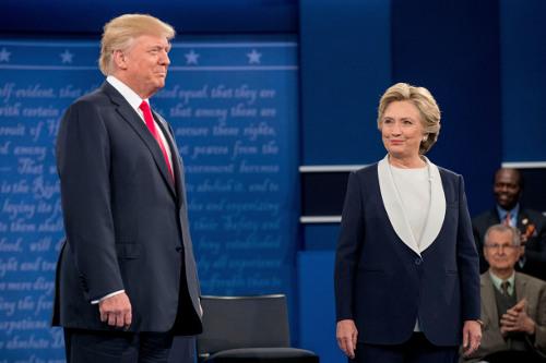 [2016 미국의 선택] 341명 대 197명… 지금 투표하면 힐러리 압승 기사의 사진