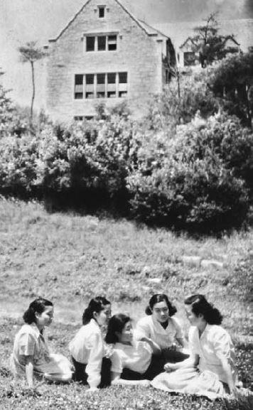[역경의 열매] 김현자 <4> 이대 YWCA회장 활동 중 '몸조심' 협박편지 기사의 사진