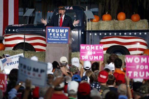 [2016 미국의 선택] 트럼프 덕에 웃은 건 CNN… 1억 달러 수익 기사의 사진