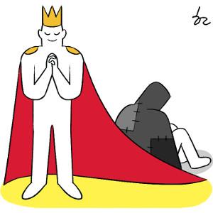 [겨자씨] 왕 같은 크리스천으로 기사의 사진