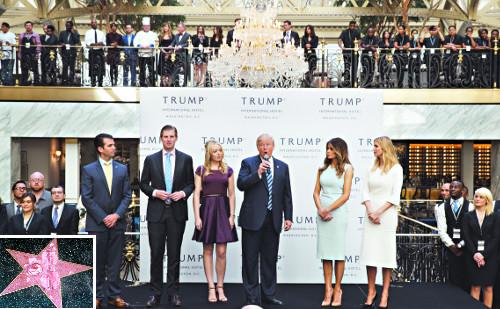 [2016 미국의 선택] 트럼프 벌써 선거 포기?… 유세 대신 사업체 홍보 기사의 사진