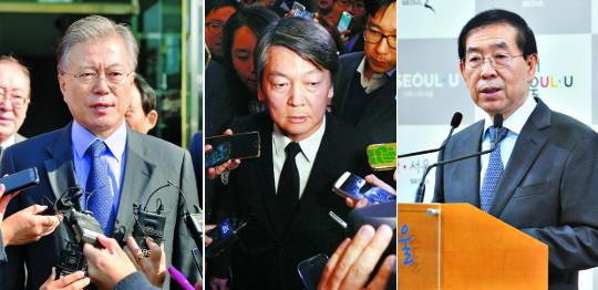 민심 등에 업고 '달라지지 않은 朴'배제 기사의 사진