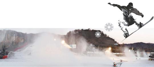 [슬로 뉴스] 스키어 떠난 새벽, 수은주 영하… 雪國작업 개시! 007작전 기사의 사진