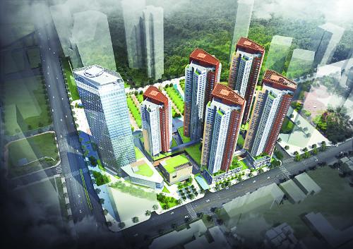 용산의 '용틀임'… 4구역 본격 개발 명품도시로 기사의 사진