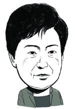 """[단독] 朴 대통령 """"퇴진 시점 묻는다면 내년 4월 말이 적당"""" 기사의 사진"""