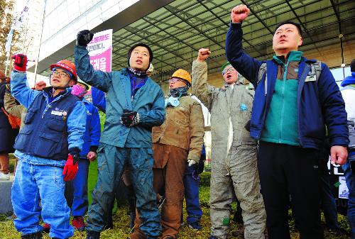 맥빠진 탄핵에 열받은 '촛불'… 가자, 여의도로! 기사의 사진