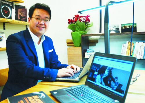 """""""내 일은 주님의 도구""""… 비즈니스 컨설팅사 '모라비안프라트룸' 정의홍 팀장 기사의 사진"""