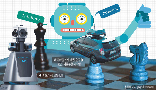 네이버, 인공지능 기술 대중화 선언… 글로벌 대결 나서려는 포석 기사의 사진