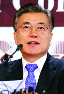 Image result for 머리깍은 문재인