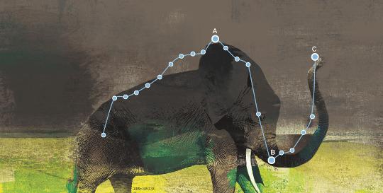 [책과 길-왜 우리는 불평등해졌는가] 누가 코끼리 등에 올라탔나… 세계화의 승자와 패자들 기사의 사진
