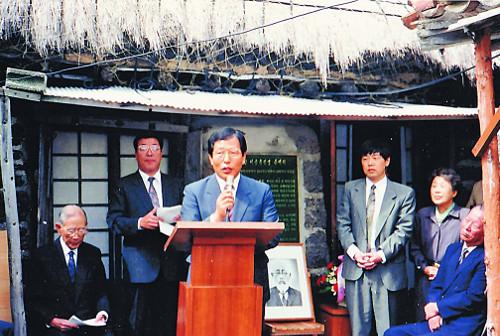 [역경의 열매] 김형석 <3> 5만원 마중물로 시작된 밀가루 300t 기적 기사의 사진