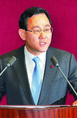 """주호영 """"모든 정당이 헌재 결정에 승복 약속하자"""" 기사의 사진"""
