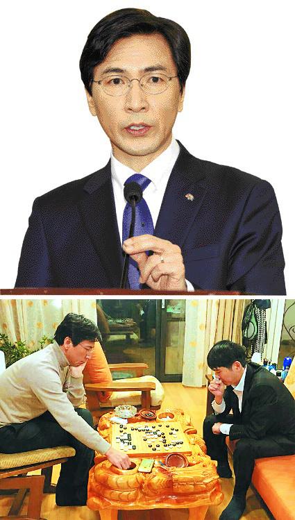 '지지율 20%' 安風 분수령… 대연정론 파장에 촉각 기사의 사진