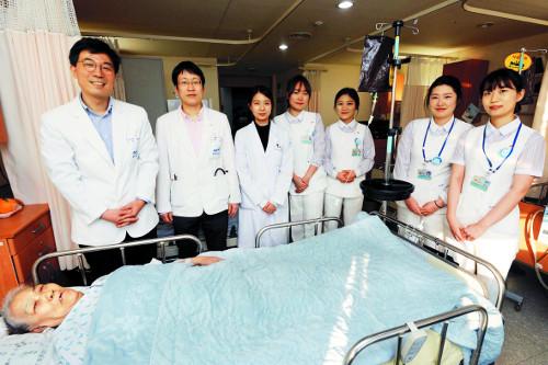 [명의&인의를 찾아서-(100) 중앙대병원 신경과 뇌졸중예방클리닉] '비타민D -뇌졸중 관계' 첫 규명 기사의 사진