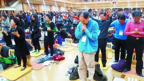 북한구원·복음통일 간구 더 뜨거워져 기사의 사진