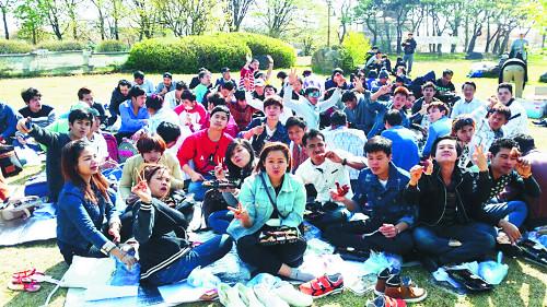 [역경의 열매] 김상숙 <7> 외국인 근로자들에 숙식 제공할 쉼터 마련 기사의 사진