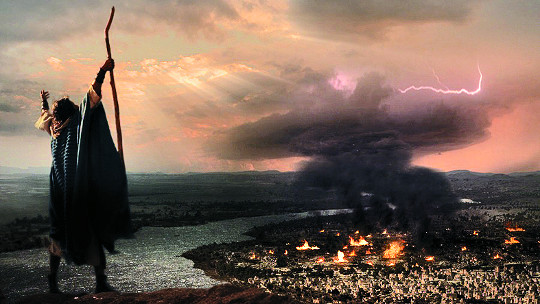 브라질 국민배우 연기로 다시 만나는 영화 '십계' 기사의 사진
