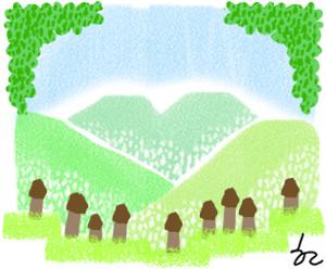 [한마당-박현동] 풍계리와 송이버섯 기사의 사진