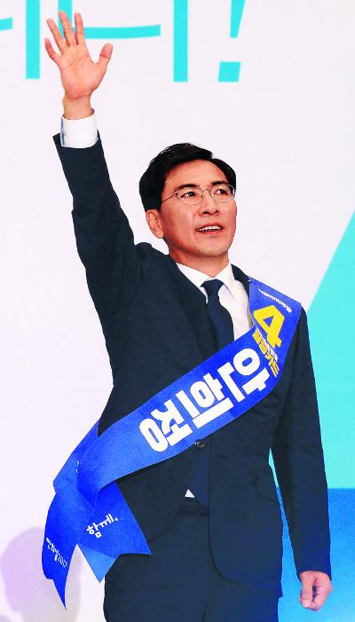 안희정, '대연정' 새 정치 철학 제시 기사의 사진