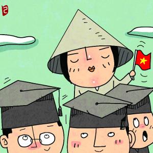 베트남 학생 밀물… 대학가 유학생 판도 바뀌다 기사의 사진