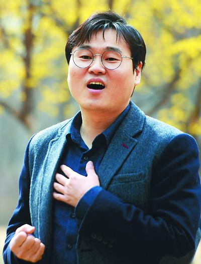 """찬양사역자 김인식 목사 """"찬양으로 영혼을 깨우는 목양"""" 기사의 사진"""