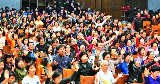 365일 오직 기도와 말씀으로 뜨거운 교회 기사의 사진