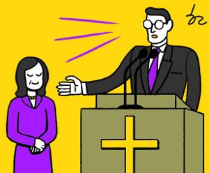 목사와 공직선거법