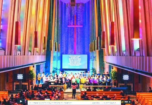 진보 교회 중심인 캐나다에 보수적 복음주의 교회 약진 기사의 사진