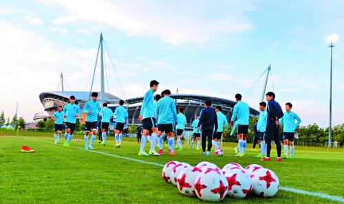 [즐감 스포츠] 전주의  '문화  월드컵' 기사의 사진