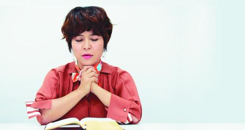 [미션&피플] 뒤늦게 시작한 신앙생활에 푹∼ 개그우먼 조혜련 기사의 사진