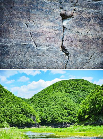 대왕암·암각화… 바위가 옛이야기 쏟아낸다 기사의 사진