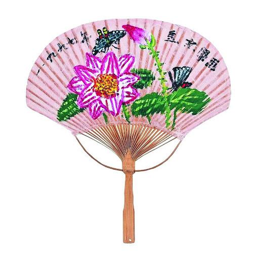 [미술산책] 꽃향기 품은 부채 기사의 사진