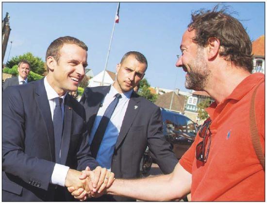프랑스 총선 결선투표 보니… 마크롱 개혁 佛지피다 기사의 사진