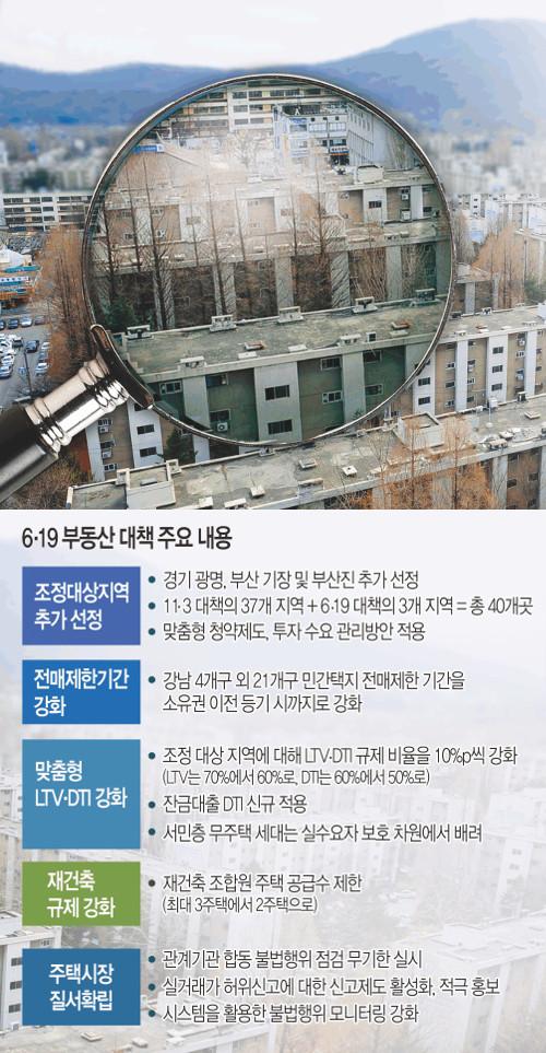 [6·19 부동산 대책] Q&A… 연봉 5천만원 직장인, 마포 6억 아파트 담보대출 받는다면 기사의 사진