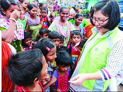 [미션&피플] 인도 바꾸는 하나님의 '슈퍼우먼' 기사의 사진