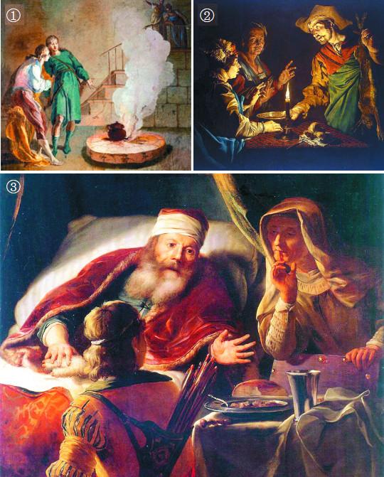 [인류 역사를 바꾼 성경 속 여인들] 하나님의 계시로 장자계승권 빼앗는 母性의 선택 기사의 사진